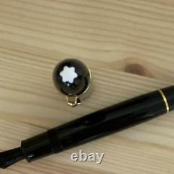 Authentic MONTBLANC MEISTERSTUCK Model 149 18K Gold 4810 Fountain Pen USED