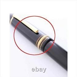Fountain Pen Montblanc Meisterstuck No. 149 Nib 18K Gold Vintage