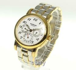 MONTBLANC 7014 Day date White Dial Automatic Men's Watch(s) 527169