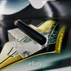 MONTBLANC Cap Upper Barrel Gold Part For Classic Pens 144 163 164 165 Parts