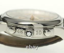 MONTBLANC GMT Chronograph Ref 7067 Automatic Men's Watch 473695
