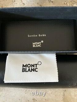 MONTBLANC MEISTERSTUCK GOLD METAL FRAME SUNGLASSES Made In France BNIB