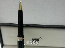 MONTBLANC MEISTERSTUCK Le Grand Black with Gold Trims Ballpoint Pen
