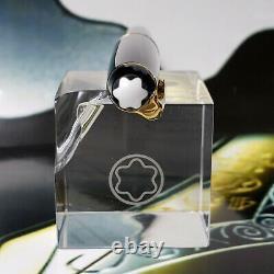 MONTBLANC Meisterstuck 164 Black Gold Classic Classique Ballpoint Pen NOS