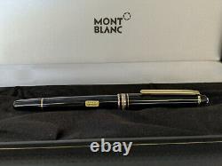 MONTBLANC Meisterstuck Gold Trim Classique 163 Rollerball Pen, NOS