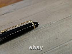 MONTBLANC Meisterstuck Gold Trim Classique 164 Ballpoint Pen, EXCELLENT