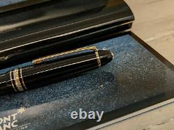 MONTBLANC Meisterstuck Gold Trim LeGrand 161 Ballpoint Pen, NOS