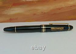 MONTBLANC Meisterstuck Gold Trim LeGrand 162 Rollerball Pen Engraved, NOS