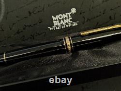 MONTBLANC Meisterstuck Gold Trim LeGrand 162 Rollerball Pen, NEAR MINT