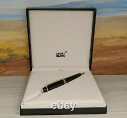 MONTBLANC Meisterstuck Red Gold LeGrand 161 Ballpoint Pen