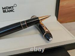 MONTBLANC Meisterstuck Rose Gold Trim LeGrand 162 Rollerball Pen, MINT