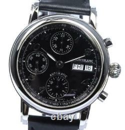 MONTBLANC Star 7016 Chronograph day date Automatic Men's Watch 567366