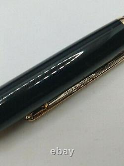 Mont Blanc Meisterstuck Ballpoint Pen Gold Trim New in Box Genuine