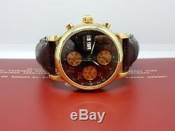Montblanc 750 Gold Chronograph Automatic Meisterstück 4810 501