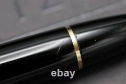 Montblanc Meisterstuck 146 Gold Line Fountain Pen Monotone Nib W. Germany