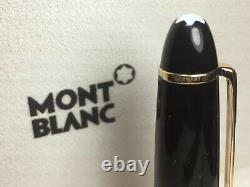 Montblanc Meisterstuck 146 Le Grand Fountain Pen Gold 18k