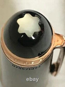 Montblanc Meisterstuck 149 75th anniversary, Limited Edition1924, Rose Gold-Mint