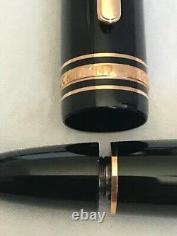 Montblanc Meisterstuck 149, 90 Years Anniversary Edition, Rose Gold Coatings