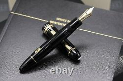 Montblanc Meisterstuck 149 Gold-Coated Fountain Pen NEW March 2021