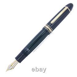Montblanc Meisterstuck #149 polishing 18K gold / OM (M slant) Fountain pen