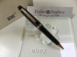 Montblanc Meisterstuck 161 Legrand gold line ballpoint pen