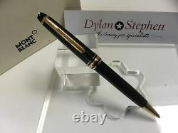 Montblanc Meisterstuck 164 classique gold line ballpoint pen