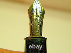 Montblanc Meisterstuck 18K no. 149 Fountain Pen 18K, no. 4810 nib. Fine Writing