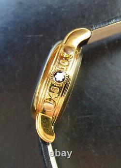 Montblanc Meisterstück 4810 Automatic Classique Elegant Men's Chronograph 7016