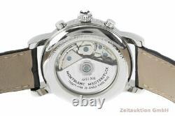 Montblanc Meisterstück 4810 Chronograph Automatik Stahl Herrenuhr Ref. 7016