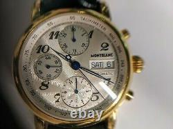 Montblanc Meisterstuck 7001 Chronograph with Day-Date