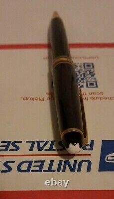 Montblanc Meisterstuck Ballpoint Pen Rare Vintage Germany