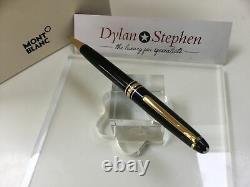 Montblanc Meisterstuck Classique 165 gold line mechanical pencil