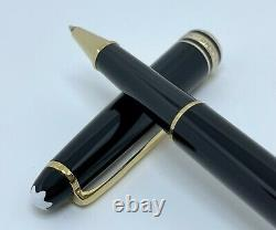Montblanc Meisterstuck Classique No. 163 Gold Plated Rollerball Pen