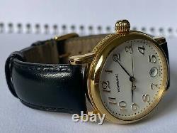 Montblanc Meisterstuck FIX Star 7002 Quartz Watch