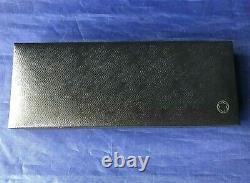 Montblanc Meisterstuck Gold Black Classique Ballpoint Pen 10883 164 New Open Box