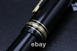 Montblanc Meisterstuck Gold-Coated 149 Fountain Pen OM Nib