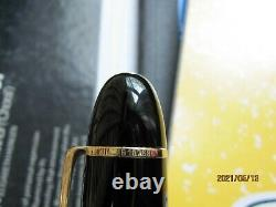 Montblanc Meisterstuck No. 149 Fountain Pen, 18K Gold M Nib, Unused