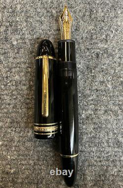 Montblanc Meisterstuck No. 149 Fountain Pen / 18k Nib / Pre-owned