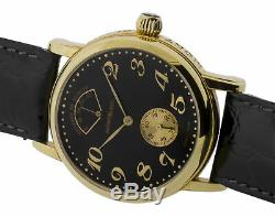 Montblanc Meisterstuck Réserve De Marche 18k Gold ref 7007