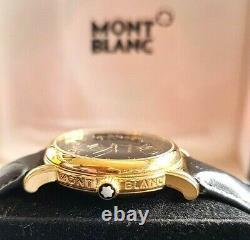 Montblanc Meisterstuck Reserve De Marche 7003/cc 11075 Manual Wind Rare, Mint