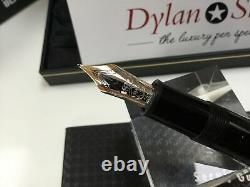 Montblanc meisterstuck 146 legrand gold line fountain pen 14K gold nib