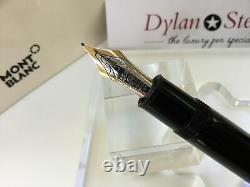 Montblanc meisterstuck 149 fountain pen 14K medium gold nib
