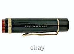 VINTAGE MONTBLANC MEISTERSTUCK N 138 Gold Nib Fountain pen 1940