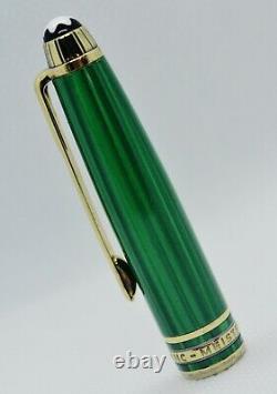 Vintage 1997 Montblanc Meisterstuck Nikolai Rollerball Pen. Excellent! Rare