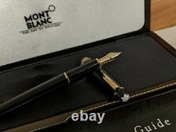 Vintage MONTBLANC Meisterstuck Gold Trim Classique 144 Fountain Pen
