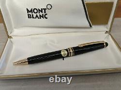 Vintage MONTBLANC Meisterstuck Gold Trim Classique 164 Ballpoint Pen, NOS