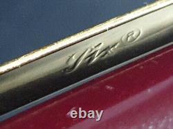 Vintage MONTBLANC Meisterstuck Pix Fountain Pen nº GY1188631 Gold Nib 14k