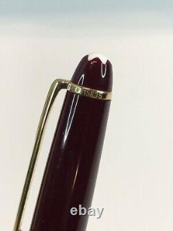 Vintage Montblanc Meisterstuck Germany Fountain Pen 4810 18K Gold